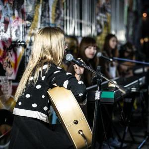performing at Hongdae Playground