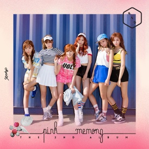 The 2nd Album Pink Memory Apink PNKMNM
